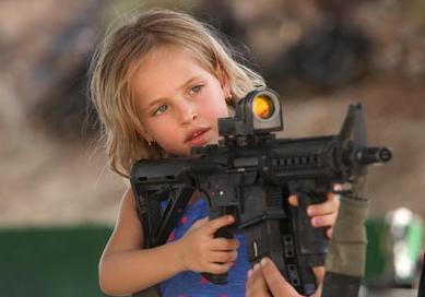 enfant-arme-isarael